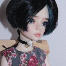 Шарнирная кукла Киоми Татьяны Трифоновой