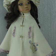 """Продам костюм для MSD Kaye Wggs 18"""", Dollstown elf body, 7-th body"""
