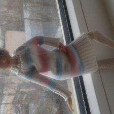 Творческий тупик часть 4.  Дама с характером. Шарнирные куклы