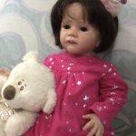 Продам куклу-реборн Фриду из лимитированного молда Karola Wegerihc