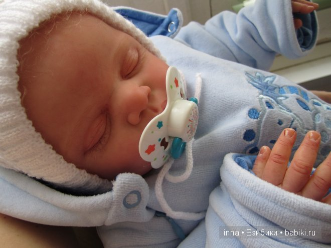 Малыш Матвейка.