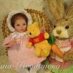 Кукла реборн Несса-5 (24 см)