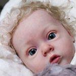 Малышка реборн Тиффани