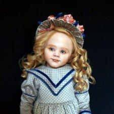 ООАК кукла Светланы Гришко.Злата.