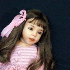 ООАК кукла Светланы Гришко. Каролина