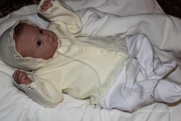 Кукла реборн Вишни Виктории