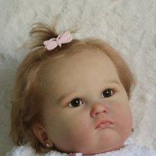Шарлоттушка... куколка реборн Виктории Вишни