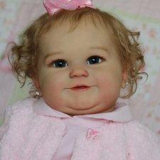 Медди... куколка реборн Виктории Вишни