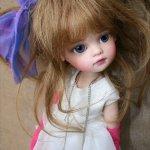 Новенькие, очаровательные малышки - куклы от Lorella Falconi