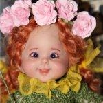 Волшебная Малышка от Ирины Кондрашовой -ООАК