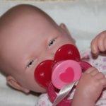 Berenguer, кукла младенец, девочка 36 см. Оригинал!
