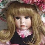 Кэйтлин от Патриции Роуз, девочка с характером .