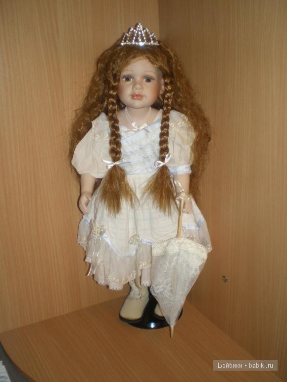 Фарфоровые куклы Ангел коллекция