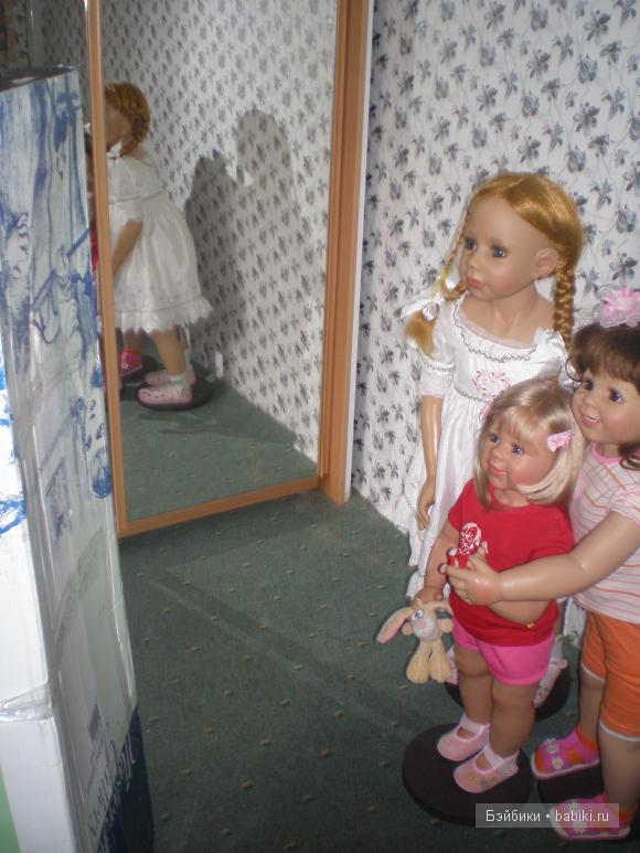 Коллекционная кукла от Моники Петер-Ляйхт