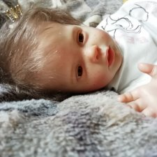 Вишенка из молда Sherry-кукла реборн Рязановой Елены