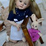 Кукла реборн Фрида