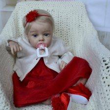 Куклы реборн Хлоя и Шарлота