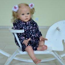 Кукла реборн Матия