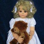 Знакомы ли вам эксклюзивные коллекционные куклы от Jerri McCloud? Часть 3