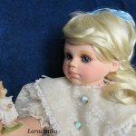 Знакомы ли вам эксклюзивные коллекционные куклы от Jerri McCloud? Ashton. Часть 4. Что ты шепчешь, ангелок