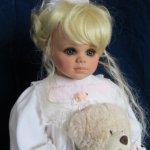 Знакомы ли вам эксклюзивные коллекционные куклы от Jerri McCloud? Jacquelyn. Часть 6. Уж такая послушная девонька