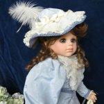 Знакомы ли вам эксклюзивные коллекционные куклы от Jerri McCloud? Annabelle. Часть 5