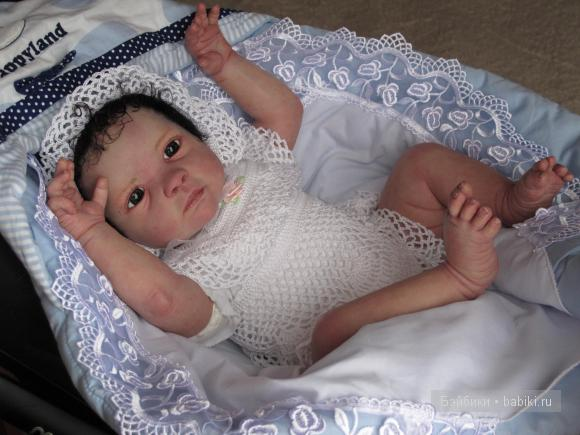 кукла реборн Елены Киприяновой