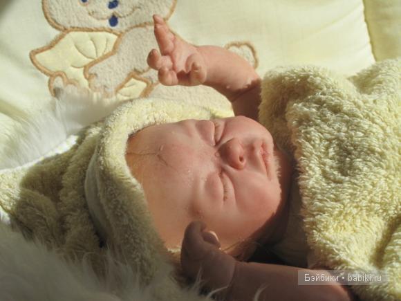Кукла Реборн. Виктории Бард.