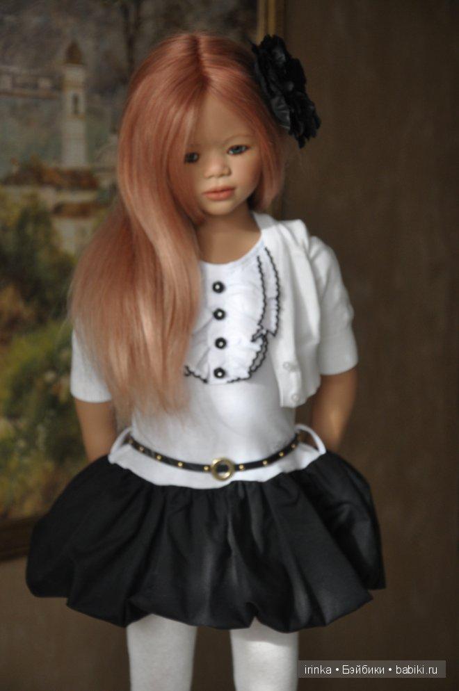 Кинья. Моя красивая девочка от Анетты Химстдет