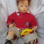 Коллекционная кукла Тилл