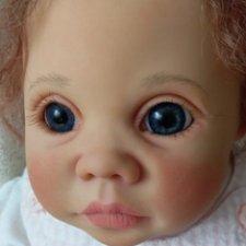 Коллекционная кукла от Герлинде Фезер. Тами