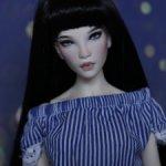 BJD кукла Аиша с ООАК (кукла с небольшими нюансами)