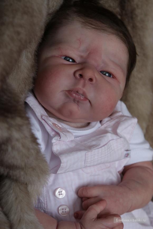 Моя Ева. Кукла реборн от Елены Киприяновой