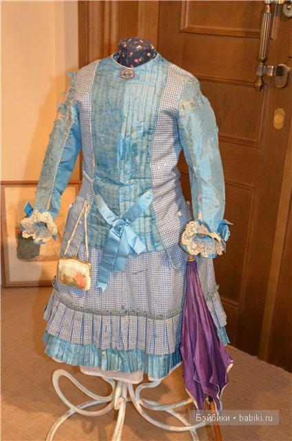 Женский исторический костюм