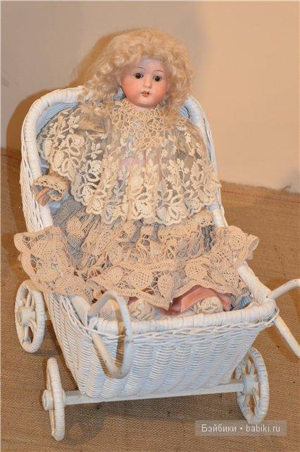 Женский исторический костюм кукла