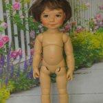 Бейли от Meadow dolls