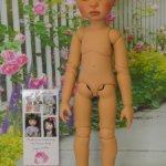 Ардын от Meadow dolls в цвете tan