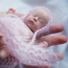Аделина. Младенец ООАК Ольги Соколовой