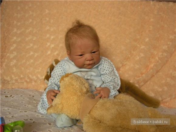 Кукла-реборн Beau