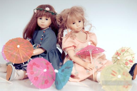 Коллекционные куклы Heidi Plusczok