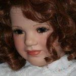 Жаклин Бувье (Джеки Кеннеди)  в детстве.