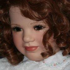 Жаклин (Джеки Кеннеди) в детстве. По цене игровой Готц!