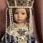 Клара - Византийская красавица.