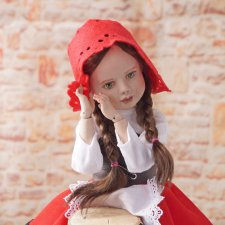 Шарнирные куклы Светланы Кузнецовой