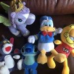 Мягкие игрушки Дисней