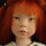 Новые авторские куклы от Laurence Ruet - любуемся!