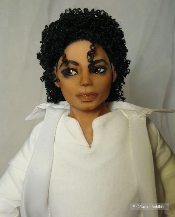 кукла Майкл Джексон, автор Елена Коновалова