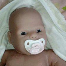 Рождение силиконового чуда. Силиконовые куклы Берновой Татьяны