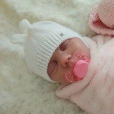 Моя силиконовая малышка Амелия, авторская силиконовая кукла Берновой Татьяны, добавила видео