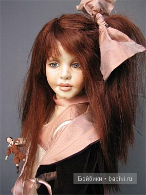 авторская кукла Krey Beby Хелен